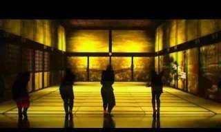 מופע ריקוד יפני מהפנט