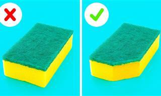 שונאים לשטוף כלים ולנקות את הבית? הסרטון הזה יעזור לכם!