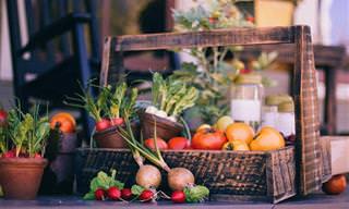 15 טיפים לבחירת פירות וירקות טריים ובשלים