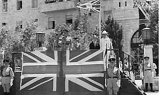 תיעוד היסטורי ונוסטלגי לשלהי המנדט הבריטי בירושלים