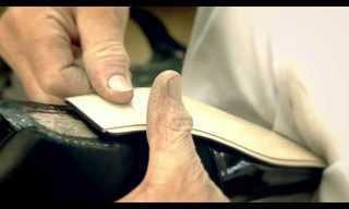 כך מכינים נעלי יוקרה!
