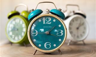 המחקר הזה בדק מהו צליל השעון המעורר הטוב ביותר