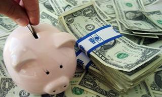 10 טיפים חכמים לחיסכון בכסף שכדאי להכיר
