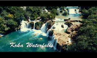 צפו בסרטון נפלא של פארק קרקא בקרואטיה