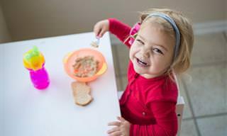 11 מיתוסים שגויים הנוגעים לאכילה אצל ילדים