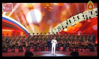 תענוג מוזיקלי: המופע הסוחף הזה מפגיש בין רוסיה ואיטליה...