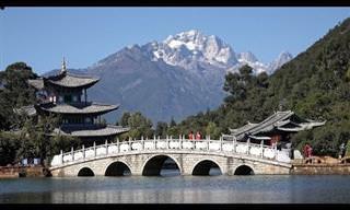 טיול קסום בעיר העתיקה של ליג'יאנג בסין