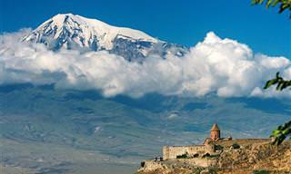 15 תמונות של נופים ואתרים ידועים בארמניה