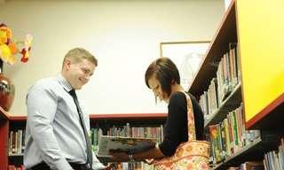 הצעת נישואין רומנטית מהספרים