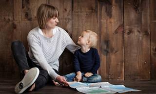 40 השאלות שיעזרו לילדיכם לפתח את הדמיון, היצירתיות והסקרנות שלהם