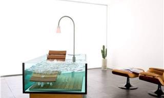 14 עיצובי רהיטים מדליקים במיוחד