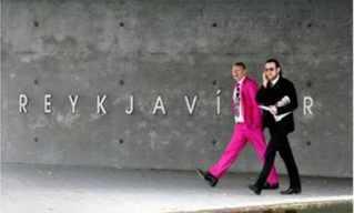 עושה צחוק מהעבודה - ראש עיריית רייקיאוויק