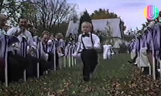 סרטון חמוד המציג פיספוסים מצחיקים של ילדים שושבינים