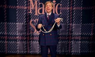 הקוסם מק קינג מציג: תעלול החבל