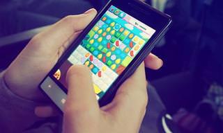 4 משחקים ממכרים לטלפון הנייד