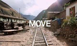 Move - טיול מדהים מסביב לעולם!