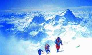מסע אל 10 פסגות ההרים הגבוהות ביותר בעולם