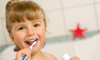 מדריך להגנה על שיני הילדים מילדות ועד בגרות