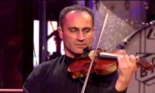 קטעי הכינור הטובים ביותר מהקונצרטים של יאני