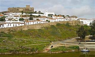 12 המקומות המומלצים ביותר לביקור באלנטז'ו, פורטוגל