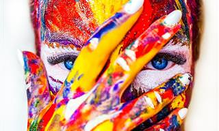 """""""צבעים אמיתיים"""" - מצגת שיר מרגשת וססגונית שתוכלו להקדיש ליקירכם"""