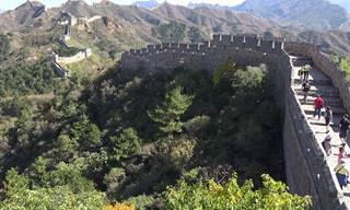 צאו לטיול על החומה הסינית הגדולה באיכות מדהימה!