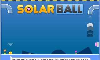 כדור סולרי - אתגר פיזיקה מדליק!