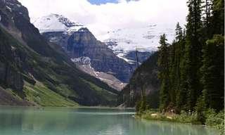 הרי הרוקי בקנדה - אחד המקומות היפים בעולם
