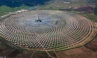 תחנת הכוח הראשונה מסוגה הוקמה בספרד
