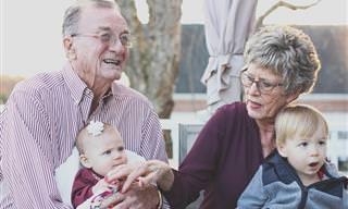 איך לשמור על יחסים טובים עם הורים שמטפלים בנכדים
