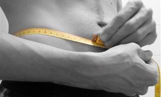 10 טיפים להורדת אחוזי שומן בבטן ובמותניים