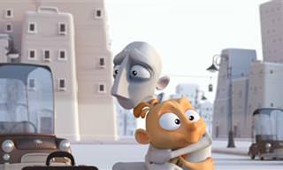 חוו את החיים במלואם - סרטון אנימציה מעורר השראה