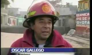 סופה בגוואטמלה בלעה בניין- לא להאמין!!