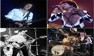 20 מהשירים הגדולים ביותר של להקת קווין