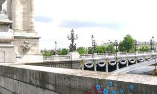 אמנות רחוב ידידותית לסביבה