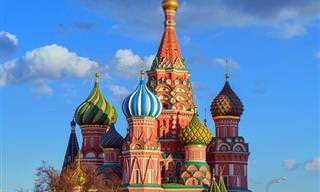 טסים לרוסיה? הנה כמה מילים שימושיות...