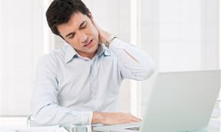 6 תרגילים לשחרור צוואר כואב ותפוס