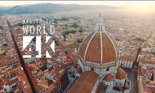 סרטון מדהים של העיר פירנצה