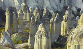 10 תצורות סלעים מרשימות מסביב לעולם