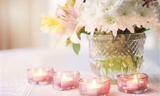 הסכנות שבשימוש בנרות ריחניים