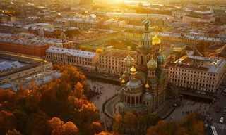 סנט פטרבורג - בירת הצפון