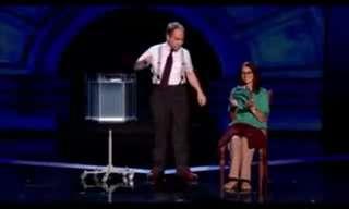 קסם האקווריום - פן וטלר במופע מבריק!