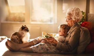 סבים וסבתות? אוסף התמונות והציטוטים הזה מוקדש לכם!