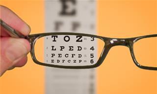 שיטה פשוטה לאימון העיניים ושיפור הראייה