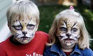 5 איפורי פנים מדהימים לכבוד פורים