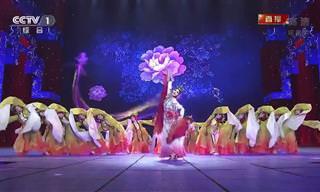 ריקוד הפרחים הסיני המסורתי - מופע נפלא!