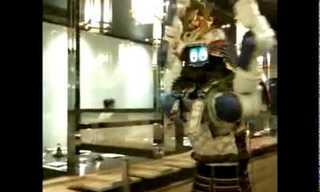 מסעדה תאילנדית שמנוהלת על ידי רובוטים בלבד!