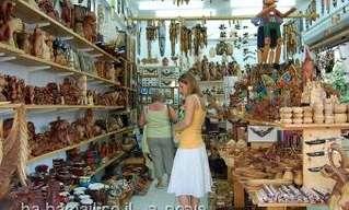 חנויות קטנות ומטריפות באי כרתים!