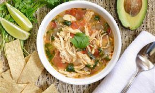 6 מרקים בריאים וטעימים להכנה ב-30 דקות ופחות