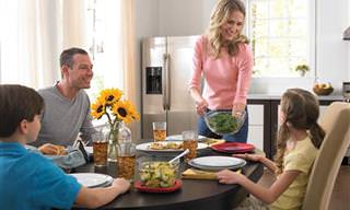 7 טיפים לקיום ארוחות ערב משפחתיות מדי ערב